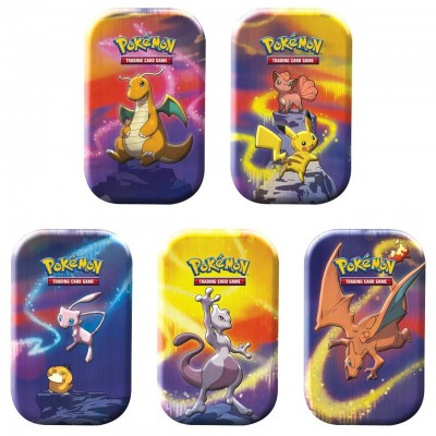 Kanto Power Mini Tin - set
