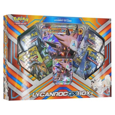Collection Box - Lycanroc