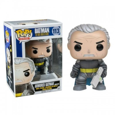 Funko POP! Heroes - The Dark Knight Returns Armored Batman Unmasked
