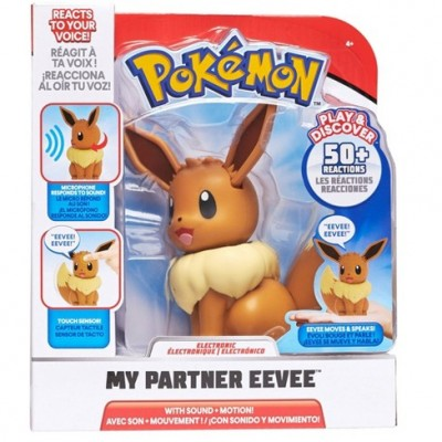 My Partner Eevee figurine