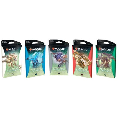 Zendikar Rising Theme Booster Set