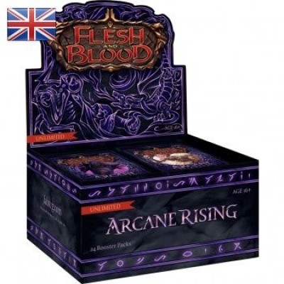 Flesh & Blood Arcane Rising Unlimited Boosterbox
