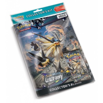 Sun & Moon Ultra Prism Collector's Kit