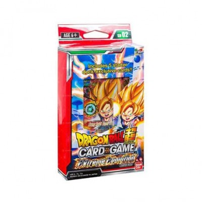 Dragon Ball SCG S2 Extreme Evolution Starter Deck