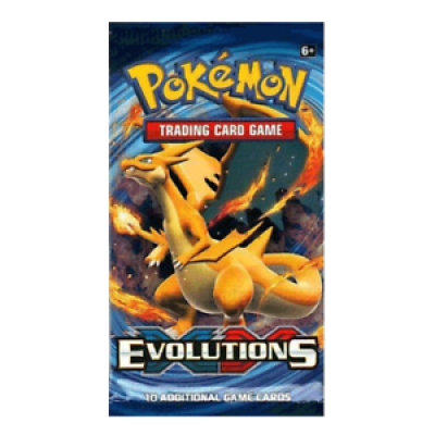 Boosterpack - XY Evolutions