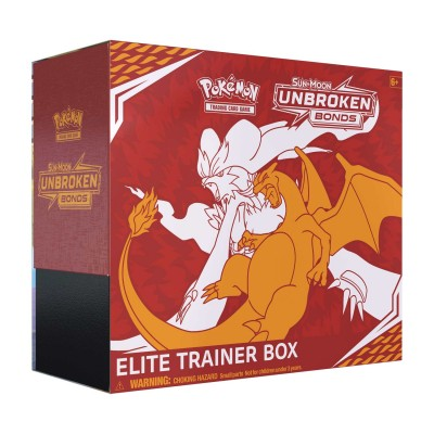 Sun & Moon Unbroken Bonds Elite Trainer Box