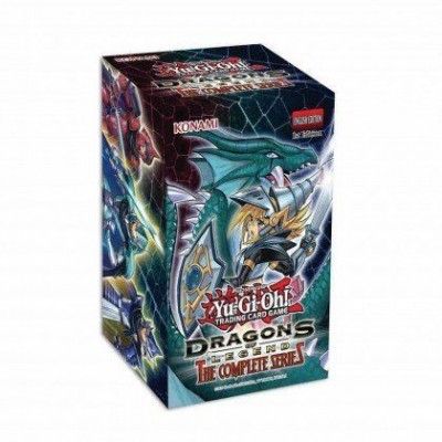 Yu Gi Oh Dragons of Legend: The Complete Series