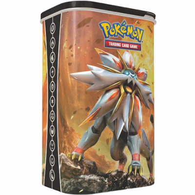 Deck Shield - Solgaleo