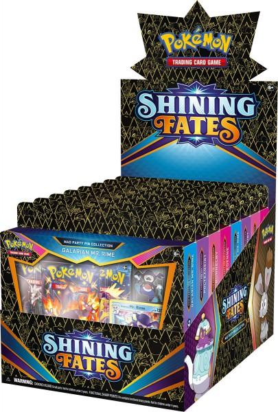 Shining Fates pinboxes - CASE