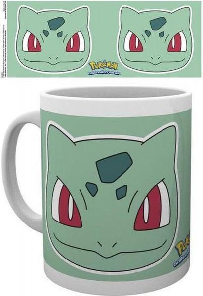 GBeye Mug - Pokemon Bulbasaur Face