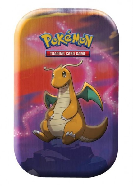 Kanto Power Mini Tin - Dragonite