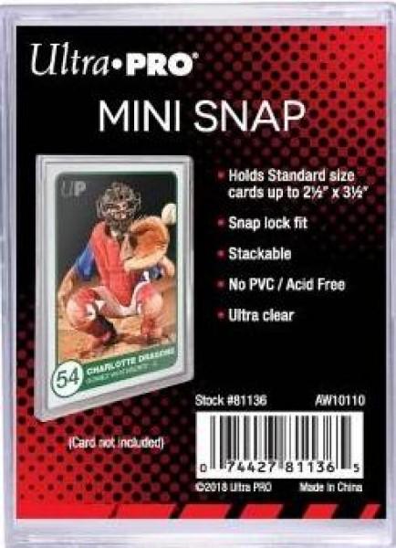 Mini Snap Kaarthouder