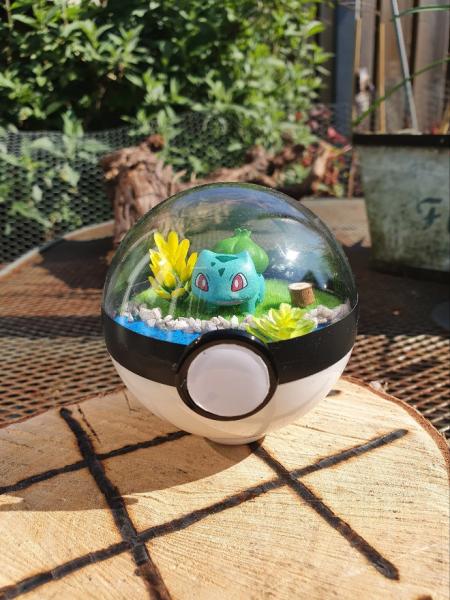 Pokemon Terra 8 cm - Bulbasaur