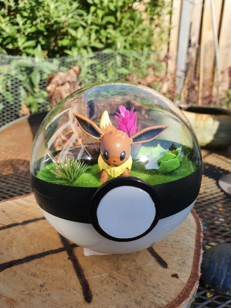 Pokemon Terra 10 cm - Eevee