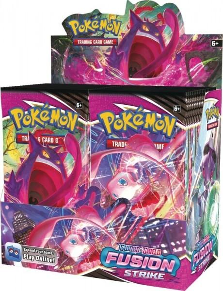 Fusion Strike Boosterbox