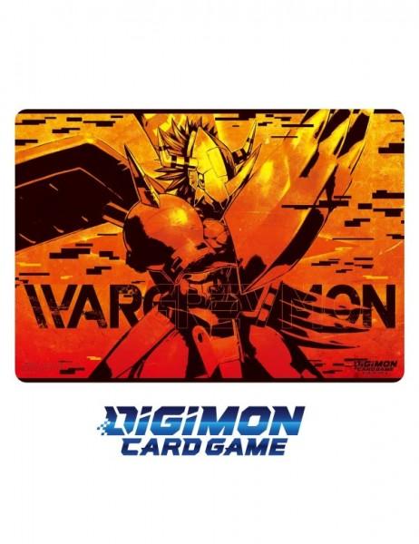 Playmat Wargreymon + 1x pack BT5