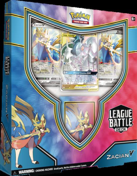 League Battle Decks Q4 2020