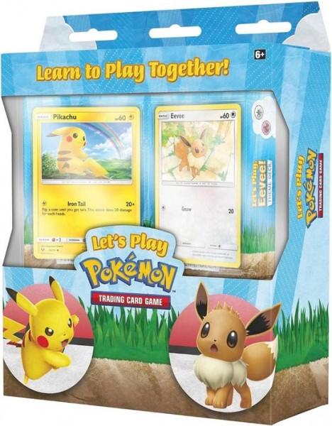 Let's Play Pokemon Eevee - Pikachu