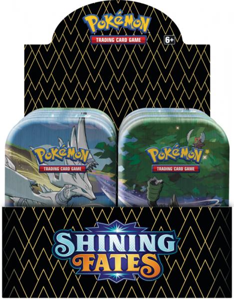 Shining Fates Mini Tin Set (5)