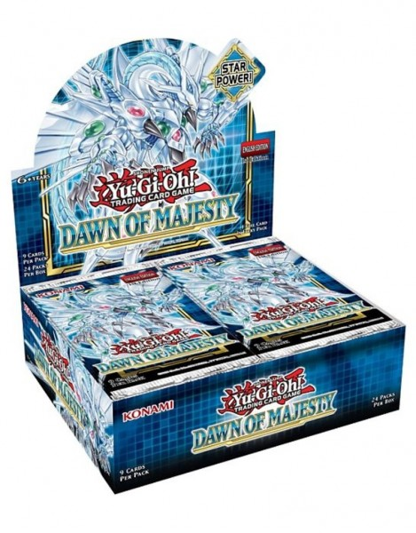 Dawn of Majesty Boosterbox