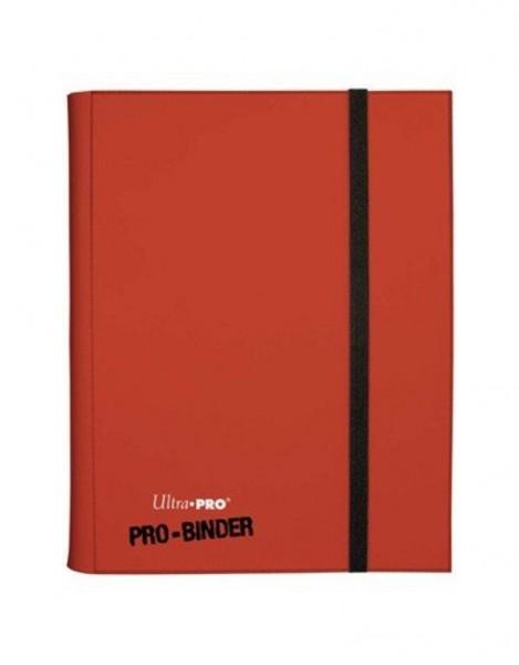 9-Pocket Ultra Pro Binder Red