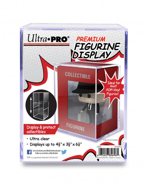 Premium Figurine UV Display