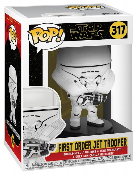Funko POP! Star Wars Ep 9 - First Order Jet Trooper