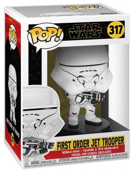 Funko POP! Star Wars Ep 9 - First Order Jet Trooper