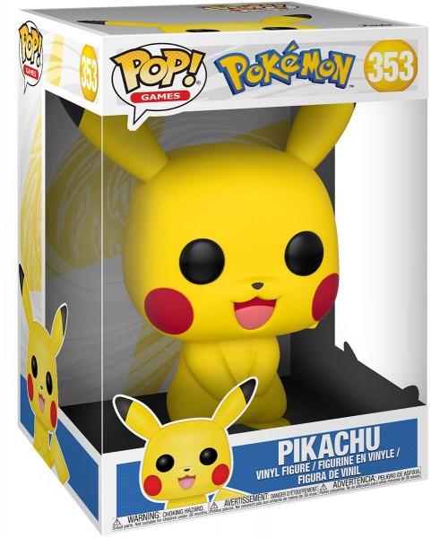 """Funko Pop 10"""" Pikachu 353"""