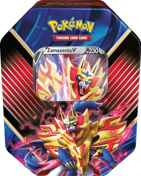 Summer V Tin - Zamazenta V