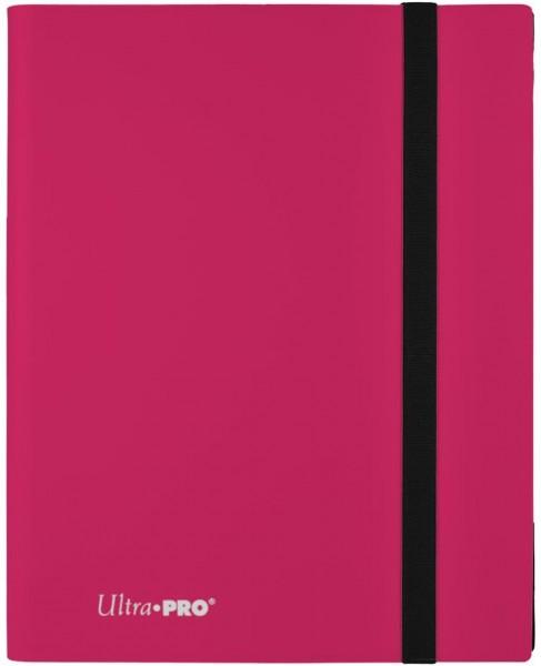 Ultra Pro Binder 9-Pocket Hot Pink