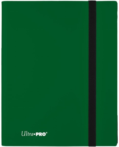 Ultra Pro Binder 9-Pocket Forest Green