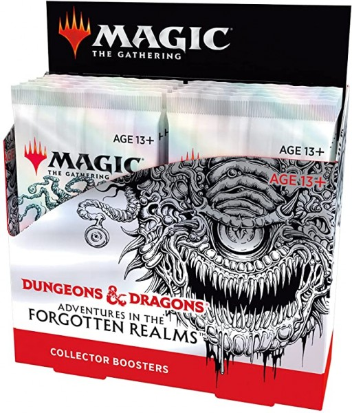 Forgotten Realms Collector Boosterbox