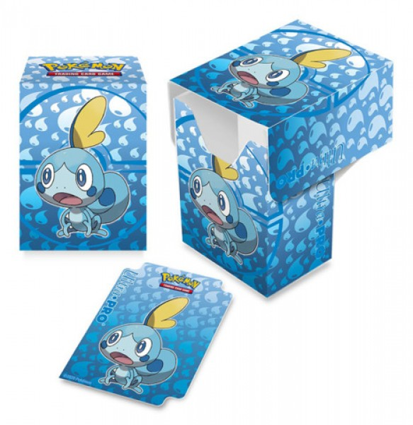 Deckbox Sword & Shield Galar - Sobble