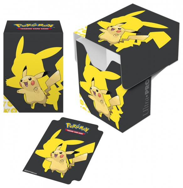 Deck Box Pikachu 2019