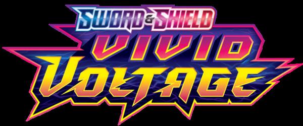 Sword & Shield Vivid Voltage Elite Trainer Box Case