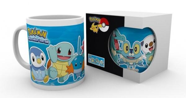 GBeye Mok - Pokemon Water Partners