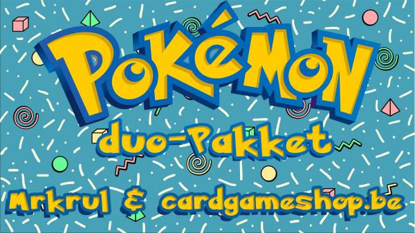 Mr. Krul & Cardgameshop Duo Pack