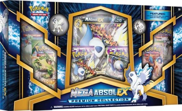 Mega Absol EX Premium Collection Box