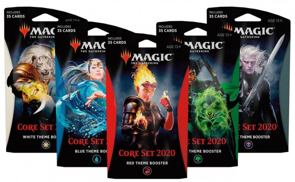 MTG - Core Set 2020 Theme Booster Display (10 Packs)