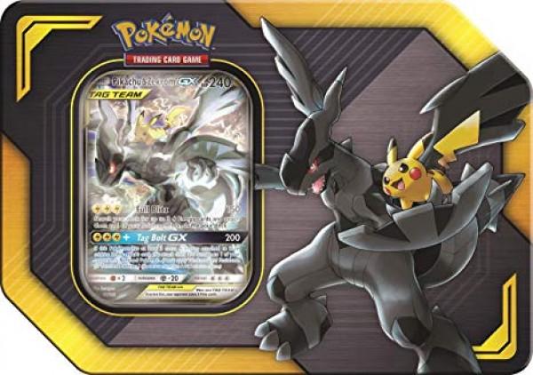 Tag Team Tin - Pikachu & Zecrom