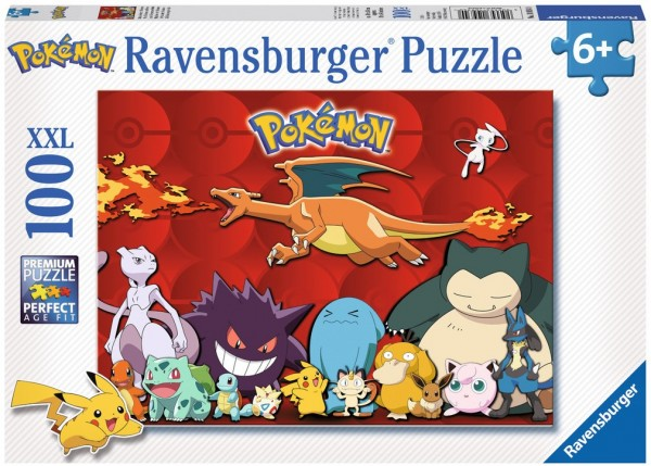 Ravensburger - Pokémon 100pc