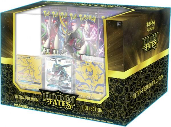 Hidden Fates Ultra Premium Collection