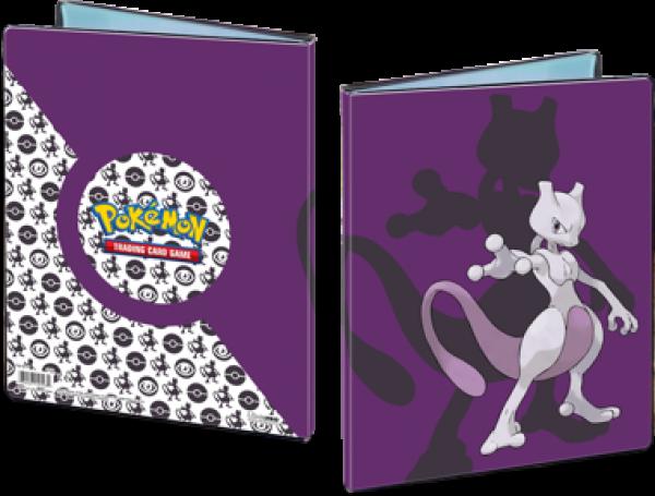 9-Pocket Portfolio Mewtwo