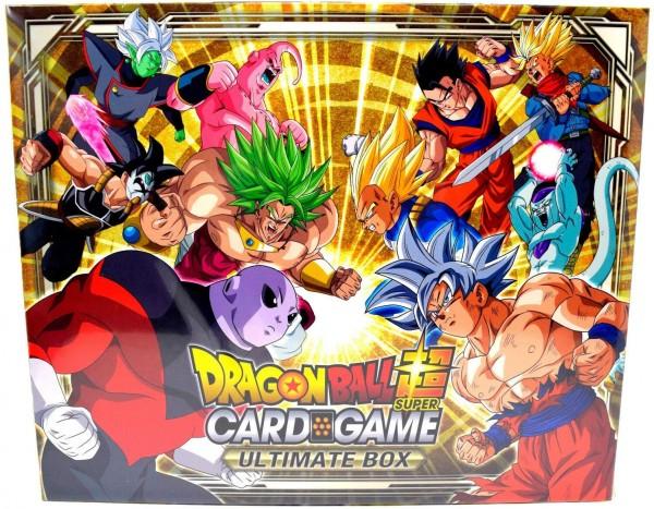 DragonBall Super Card Game - Ultimate Box