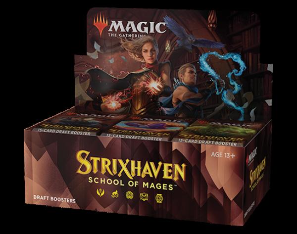 Strixhaven Draft Boosterbox ENG
