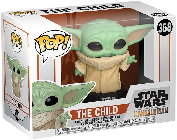 Funko Pop 368 Mandalorian- The Child