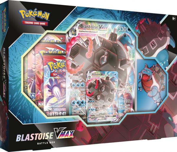 Blastoise V-Max Battle Box