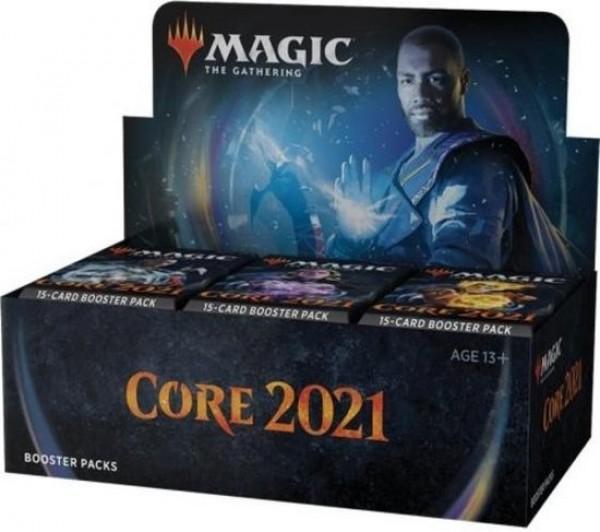 MTG Core set 2021 Booster Display (36)