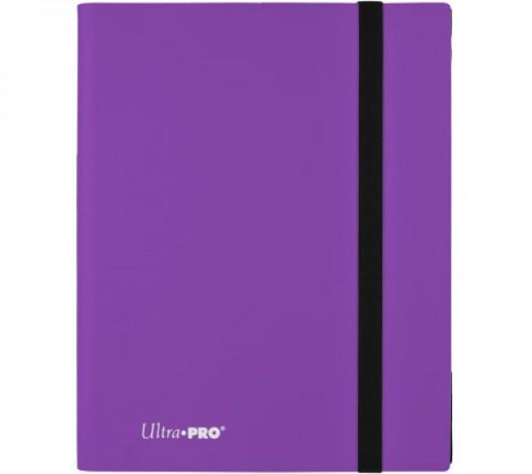 Ultra Pro Binder 9-Pocket Royal Purple